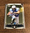 2014 Topps Chrome Football Variation Short Prints Guide 147