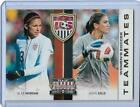 Hope Solo Cards, Rookie Cards and Autograph Memorabilia Buying Guide 11