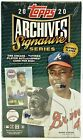 2020 Topps Archives Signature Series Retired Player Edition Baseball Hobby Box