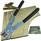 Amazing Tile  Glass Cutter Ceramic Floor Mirrors Stained Glass Black Made in UK