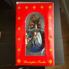 Rare Christopher Radko 2001 Christmas Around the World Ornament New in Box