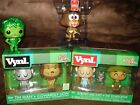 WIZARD OF OZ EXCLUSIVE LIMITED TIN MAN FRUIT BRUTE DOROTHY VYNL FUNKO POP LOT