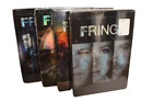 Set FRINGE DVD season 1 2 3 4 Sealed Box New JJ Abrams Noble