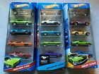 3 Hot Wheels 5 packs Muscle Mania Mustang 50th  Shelby 15 Great Cars