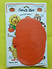 Vintage Suzys Zoo 10PumpkinsnStickers4 Sheets Sealed New Halloween RARE