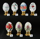 Fenton Egg Different Designs  Select Choice