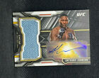 2015 Topps UFC Chronicles Trading Cards - Review Added 10
