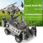 Land and Air 2 In 1 FPV Drone RC Quadcopter Car Tank without with Camera Kid Toy