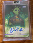 2019 Topps Star Wars Stellar Signatures Trading Cards 17