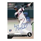 2020 TOPPS NOW Card 177A LUIS ROBERT RC CHI WHITE SOX 1st Walk Off HR Auto 99