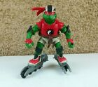 Teenage Mutant Ninja Turtles SKATIN RAPH Extreme Sports 6 Raphael Figure 2003