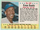 14 Ernie Banks Cards That Show His Love for Life and Baseball 17