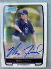2012 Bowman Baseball Chrome Prospect Autographs Gallery and Guide 50