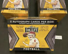 Factory Sealed 2018 Leaf Draft Football Blaster Box - 2 AUTOGRAPHS PER BOX 🔥