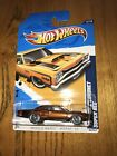 2012 Hot Wheels 69 Dodge Coronet Super Bee Super Treasure Hunt With Protector
