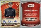 2020 Topps Star Wars Chrome Perspectives Resistance vs. The First Order Trading Cards - Checklist Added 26