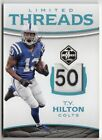 T.Y. Hilton Cards and Rookie Card Checklist 16