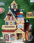 Lemax Vail Village ~ BIG MOUNTAIN OUTFITTERS ~ Illuminated  Building //NIB//