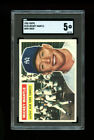 Ultimate Guide to 1950s Mickey Mantle Topps and Bowman Cards 33