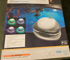 Intex Above Ground Underwater Multi Color LED Magnetic Swimming Pool Wall Light