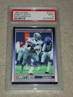 1990 EMMITT SMITH SCORE SUPPLEMENTAL #101T DALLAS COWBOYS ROOKIE CARD PSA 9 RARE