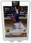 PETE ALONSO 2019 Topps Now AUTO 17 99 First Rookie Cup Card