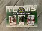 2018 Leaf Grand Slam Tennis Hobby Box Unopened Factory Sealed 8 Autographs AUTO