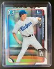 2015 Bowman Baseball Gets Twitter-Exclusive Refractors and Autographs 18