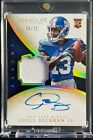 2014 Immaculate ODELL BECKHAM JR. RPA Patch On Card Auto RC # 25! Beautiful!
