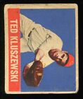 1948-49 Leaf Ted Kluszewski #38 - good