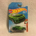 HOT WHEELS 2017 CAMARO ZL1 MUSCLE MANIA SUPER TREASURE HUNT SEALED w protector