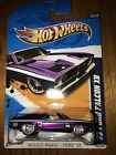 Hot Wheels 2012 Super Treasure Hunt Purple 73 Ford Falcon XB W Protector