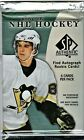 1-2005-06 UPPER DECK SP AUTHENTIC HOCKEY AUTOGRAPH HOT PACK SIDNEY CROSBY R C?