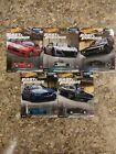 HOT WHEELS 2020 FAST  FURIOUS PREMIUM FULL FORCE COMPLETE SET OF 5 BRAND NEW