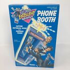 Phone Booth Bill & Ted's Excellent Adventure Kenner 1991 Opened Box No Sticker