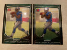 2009 Bowman Chrome Rookie #111 Matthew Stafford RC LOT OF 2 MINT LIONS