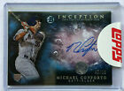 2016 Bowman Inception Baseball Cards - Product Review & Box Hit Gallery Added 55