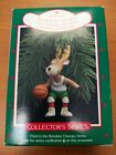 1988 Hallmark Prancer Basketball Reindeer Champs Collector's Series Ornament.
