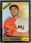 Jose Fernandez Rookie Cards and Prospect Card Guide 20