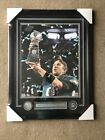 Nick Foles Autograph Signed Eagles Super Bowl LII Photo Framed Fanatics