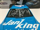 RICHARD PETTY AUTOGRAPHED NASCAR DIECAST 2013 43 JANI KING STP 1 24 ACTION RARE