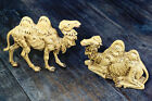 Vintage Fontanini 1983 Camel Standing and Laying Down Depose Italy Nativity