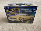 REVELL 1969 Camaro SS RS Convertible in 1 25th scale Sealed kit