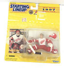 Chris Osgood Detroit Red Wings 1997 Starting Lineup Action Figure Kenner 131-L