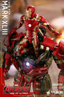 Iron Man Mark XLIII Sixth Scale Figure by Hot Toys DIECAST Movie Masterpiece Ser