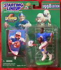 Starting Lineup Steve McNair 1998 Edition Extended Series Tennessee Oilers
