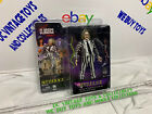 NECA 2008 Cult Classics Series 7 Beetlejuice Action Figure Sealed In Box