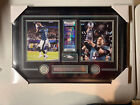 Nick Foles Autograph Signed Eagles Super Bowl LII Ticket Collage Framed Fanatics