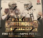 2015 PANINI CONTENDERS DRAFT PICKS FOOTBALL HOBBY BOX 5 AUTOS PER BOX