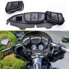 Windshield Bag 3 Pocket Fairing For Harley Touring Electra Glide Ultra Classic